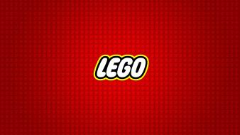 Minimalistic toys (children) legos Wallpaper