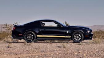 Muscle cars ford mustang hdr photography widescreen Wallpaper