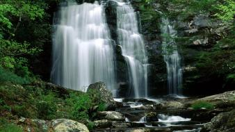 Nature falls tennessee national park great Wallpaper