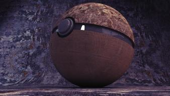 Pokemon balls spheres 3d render mangotangofox pokeball wallpaper