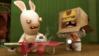Rayman raving rabbids wallpaper