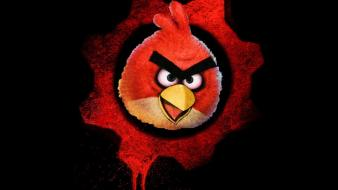 Red birds angry wallpaper