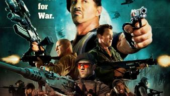 Sylvester stallone movie posters the expendables 2 wallpaper