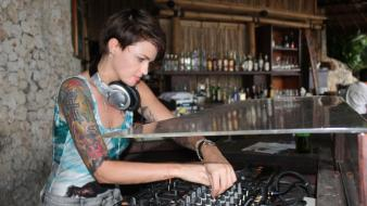 Tattoos dj ruby rose wallpaper