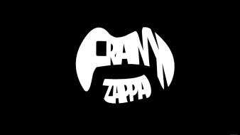 Typography frank zappa wallpaper