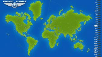 Video games maps iphone world map pocket planes wallpaper