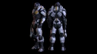 Video games mass effect 3 cerberus trooper wallpaper