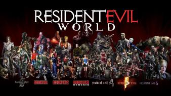 Video games resident evil wallpaper