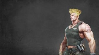 Video games street fighter guile wallpaper