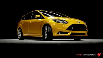 360 ford focus st forza motorsport 4 wallpaper