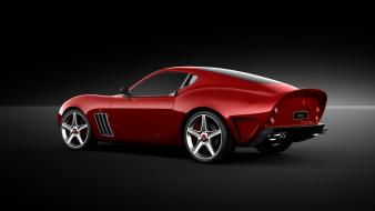 599 Gto Red Side wallpaper