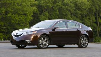 Acura Tl Nature wallpaper