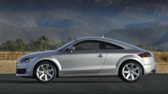 Audi Tt Left Side wallpaper