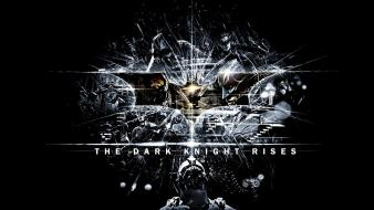 Bale movie posters the dark knight rises Wallpaper