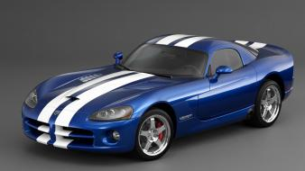 Blue Viper Srt wallpaper