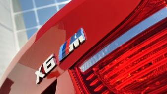 Bmw X6 M Badge wallpaper