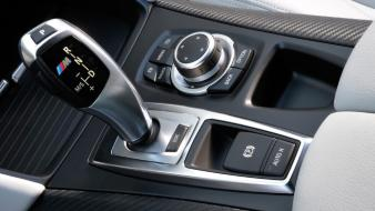 Bmw X6 M Gearshift wallpaper