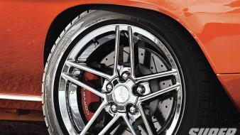 Chevrolet 1969 camaro rims super chevy magazine wallpaper