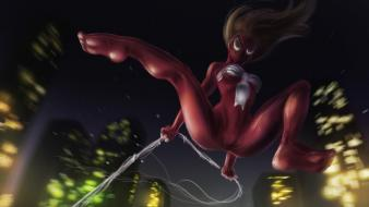 Comics peter parker ultimate spider-woman jessica drew wallpaper