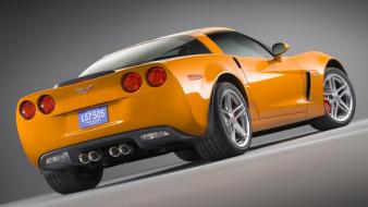 Corvette Z06 2007 wallpaper