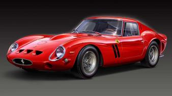 Ferrari 250Gt Red wallpaper