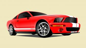 Ford cobra gt 500 wallpaper