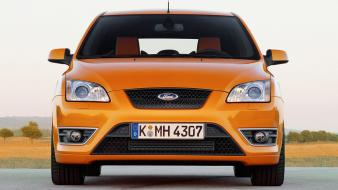 Ford Focus St Front Wallpaper