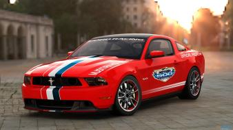 Ford mustang daytona pace car wallpaper
