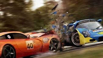 Games cars design crash metallic 2014 hexagon wallpaper