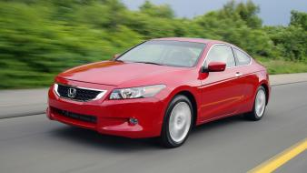 Honda Accord Red Wallpaper