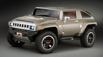 Hummer Hx Concept wallpaper