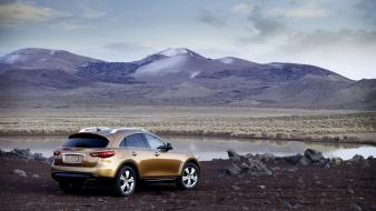Infiniti Fx50 Lake Wallpaper