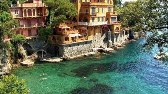 Italy portofino Wallpaper
