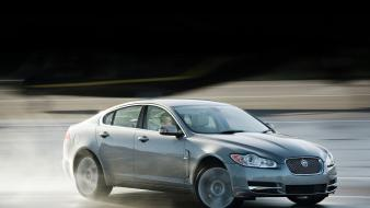 Jaguar Xf Concept Drift Wallpaper