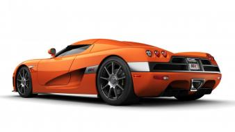 Koenigsegg Orange wallpaper