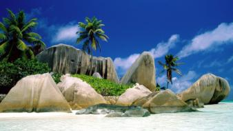 La Digue Islands wallpaper