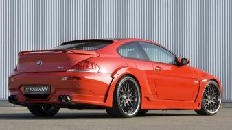 M6 Rear Angle Red wallpaper