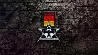 Military wall germany stones pride mathematics medal wallpaper