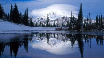 Mount Rainier wallpaper