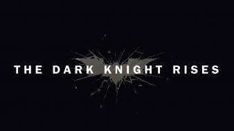 Posters simple background the dark knight rises Wallpaper