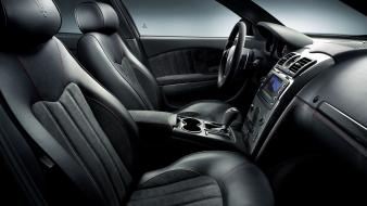 Quattroporte Gt S Interior wallpaper