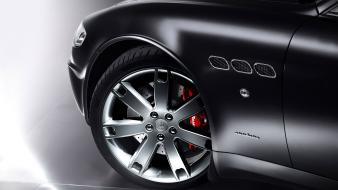 Quattroporte Gt S Wheel wallpaper