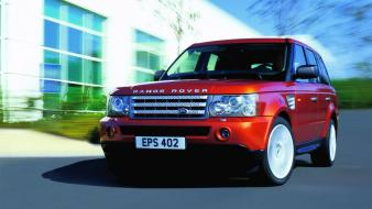 Range rover sport wallpaper