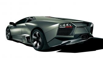 Reventon Rear Angle wallpaper