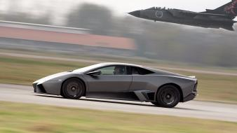 Reventon Vs Tornado wallpaper