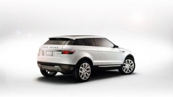 Rover Concept Car wallpaper