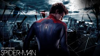 Spider-man film andrew garfield the amazing wallpaper