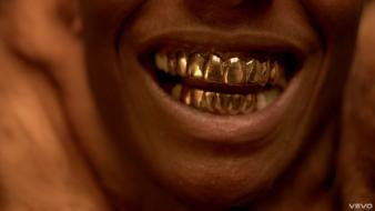 Usa rap gangsta teeth guy a$ap rocky Wallpaper