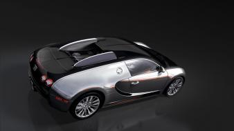 Veyron Rear Top wallpaper