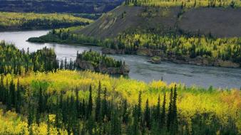 Yukon River wallpaper